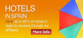 Discount hotels in Spain