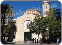 Elche church