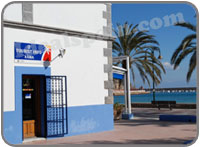 Tourist office, Javea
