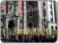 Palm Sunday in Spain
