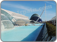 Valencia City of Sciences