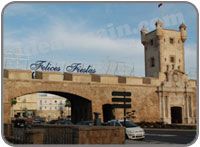 Cadiz city gates